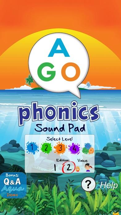 AGO Phonics Sound Pad screenshot four