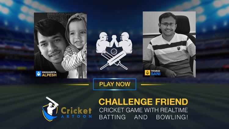 Cricket Multiplayer screenshot-4