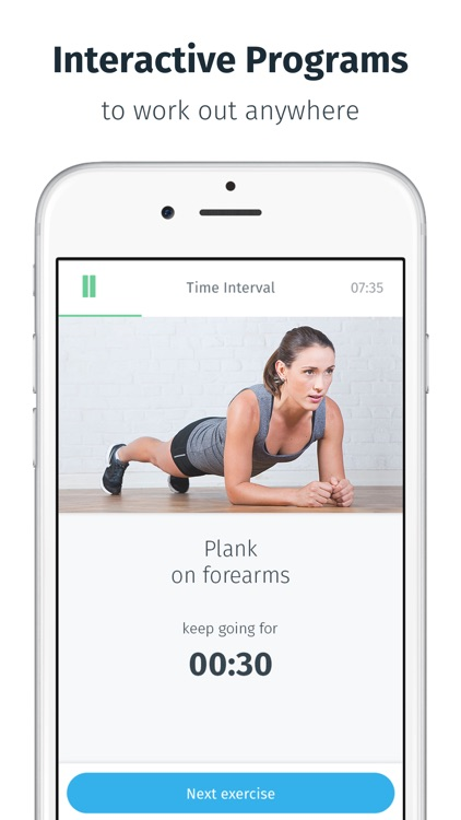 8fit - Workouts, meal planner and personal trainer