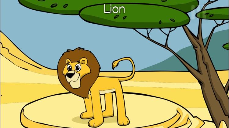 Peekaboo HD Safari