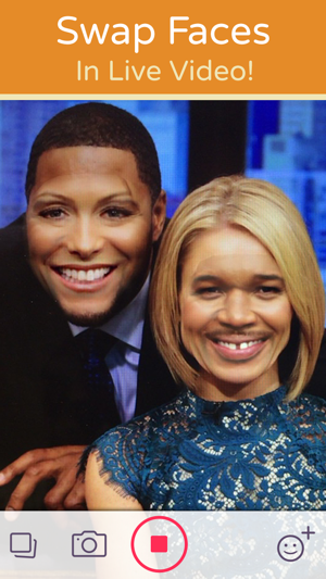 Face Swap Live Lite on the App Store
