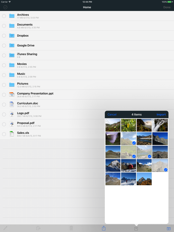 File Storage – The only file manager you need | App Price Drops