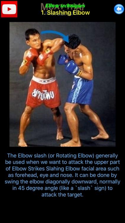 Muay Thai MA screenshot-4
