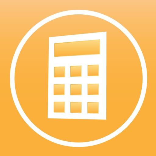 電卓プラス - 履歴が残る無料の計算機アプリ(消費税対応)