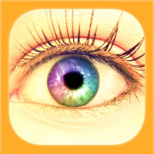 Eye Color Changer - Swap Face Makeup Photo Editor