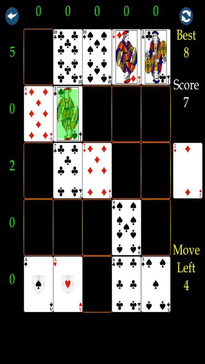 Poker Solitaire Premium screenshot-3