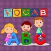 新 少兒英語 詞彙 游戏与学习 左右 动物 水果 蔬菜