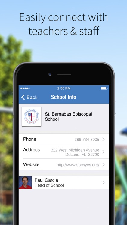 St. Barnabas Episcopal School