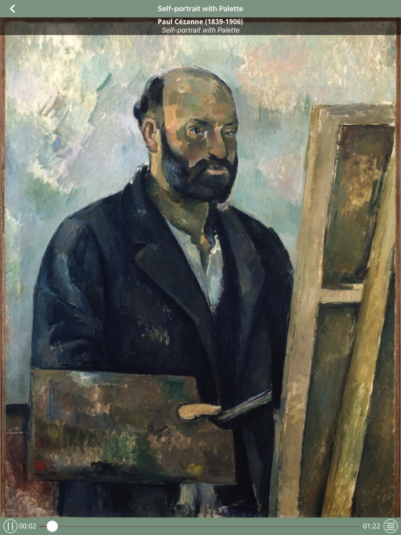 Portraits de Cézanne screenshot 7