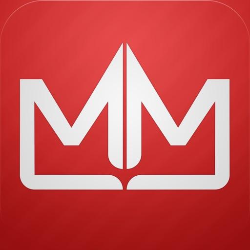 My Mixtapez Music app logo