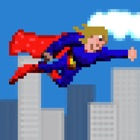 Captain Super Dude - The Amazing Flying Superhero icon