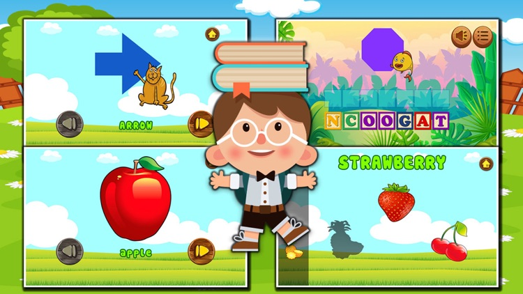 Educational Kids Games - Learning games for kids