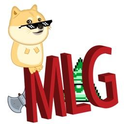 MLG Doge - Illuminati Edition