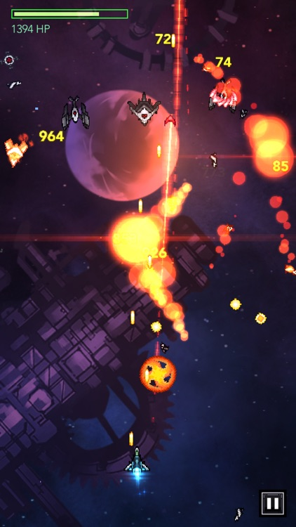 Gemini Strike: Space Shooter screenshot-1