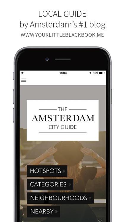 Amsterdam City Guide -YOURLBB