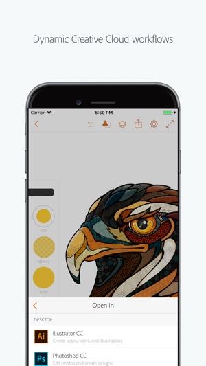 Adobe illustrator draw on the app store iphone ipad maxwellsz