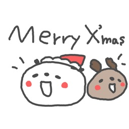 クリスマスお正月パンダ