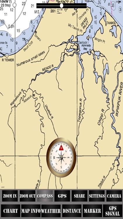 Great Lakes Nautical Charts screenshot-4