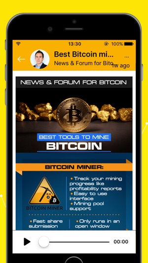 Bitcoin Mining - Miner Guide on the App Store