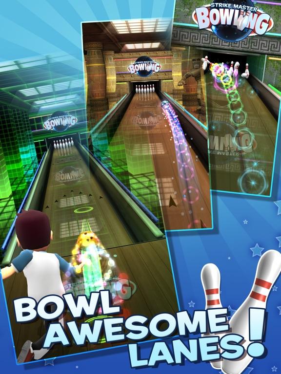 StrikeMaster Bowling screenshot #1