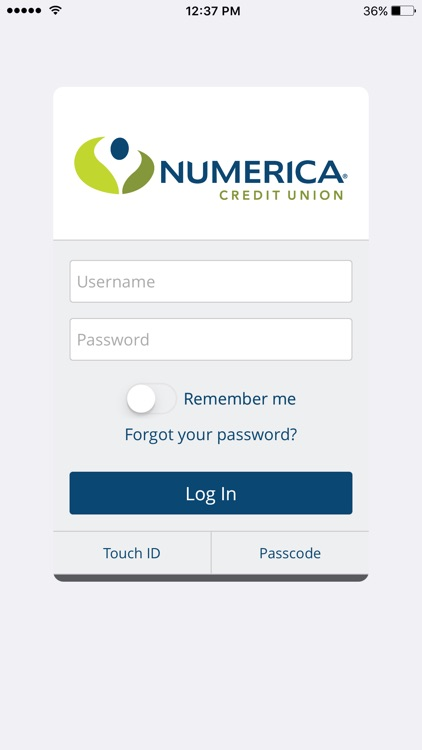 Numerica Credit Union-Business
