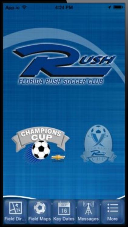 Florida Rush Tournaments