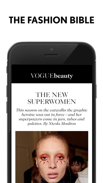British Vogue screenshot-4