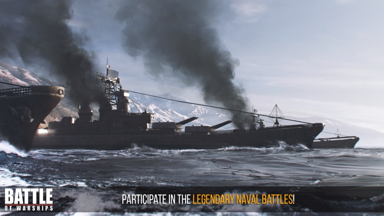 Battle of Warships: Naval Wars screenshot-0
