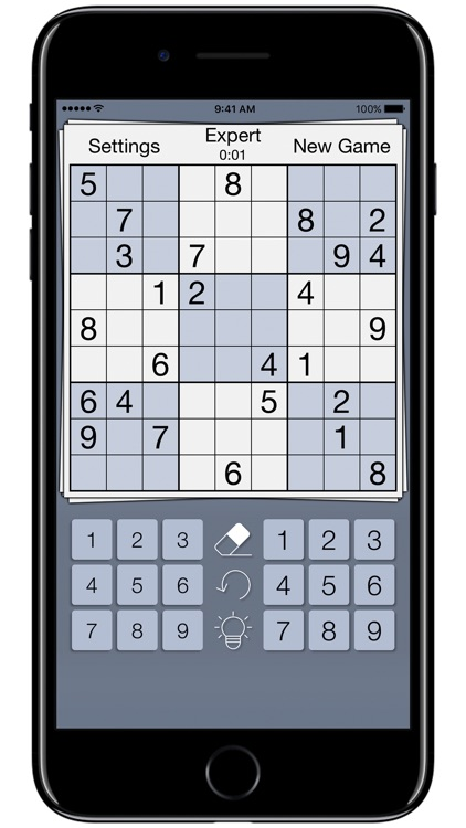 Premium Sudoku Cards screenshot-0