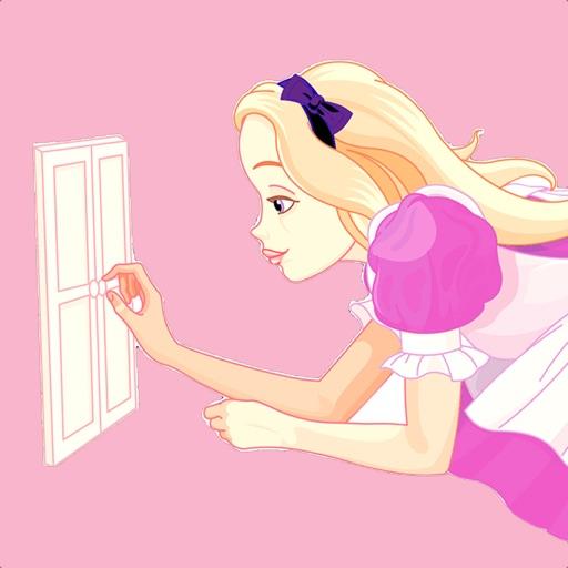 アリス - 女の子のための可愛い無料メモ帳