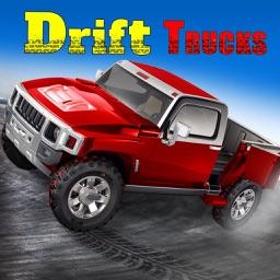 Drift Monster Truck Racing
