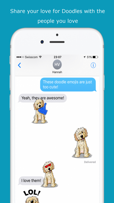download DoodleMoji - Emoji & Stickers apps 1