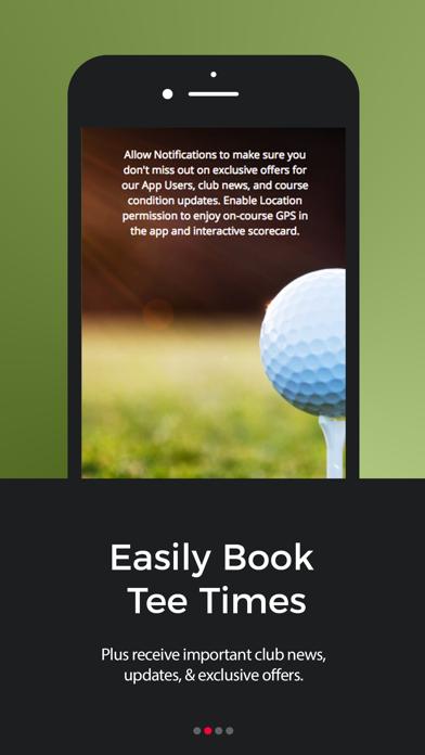 Ancil Hoffman Golf Course screenshot 2