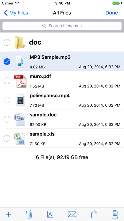 My Files - Manager & Viewer