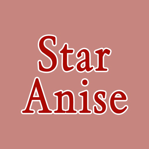 Star Anise Chinese