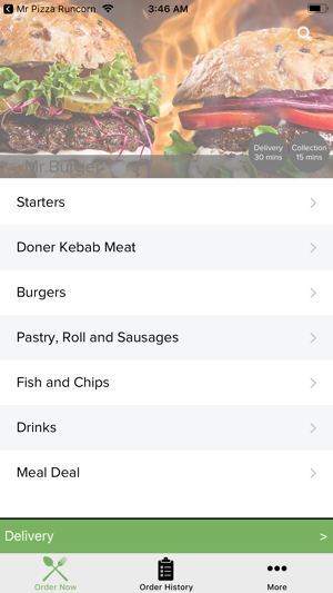 Mr Burger On The App Store