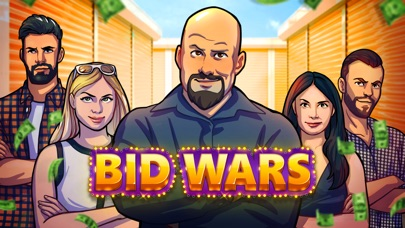 Bid Wars: Storage Auctions for Windows