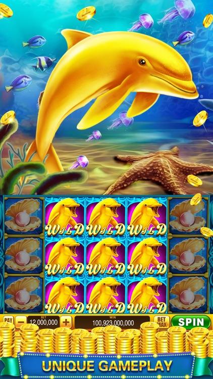 Lucky Win Casino: Vegas Slots screenshot-4