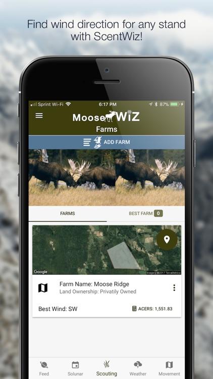Moose Wiz: Hunting Predictions screenshot-4