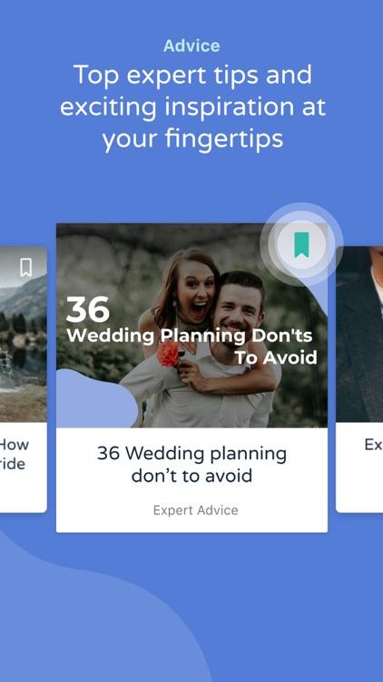 Bridebook - #1 Wedding Planner screenshot-6
