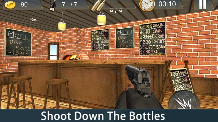 Super Sniper Bottle