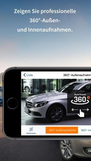 d03b735c7b1313 Autoscout360  nur für Händler im App Store