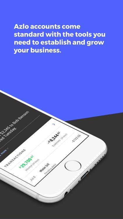 Azlo - No-Fee Business Banking