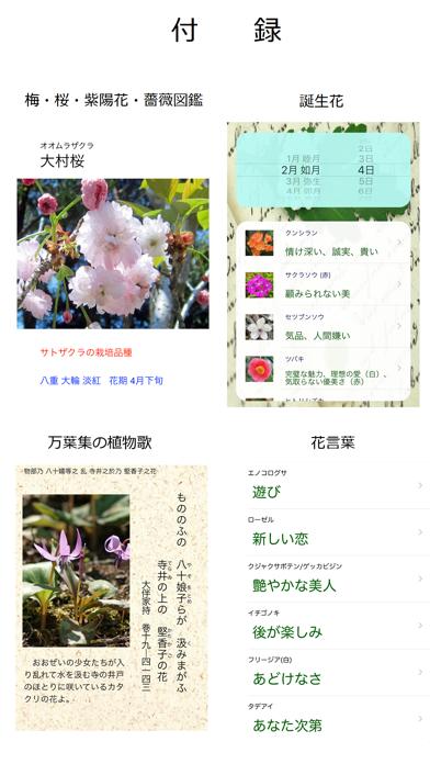花しらべ 花認識/花検索 ScreenShot4