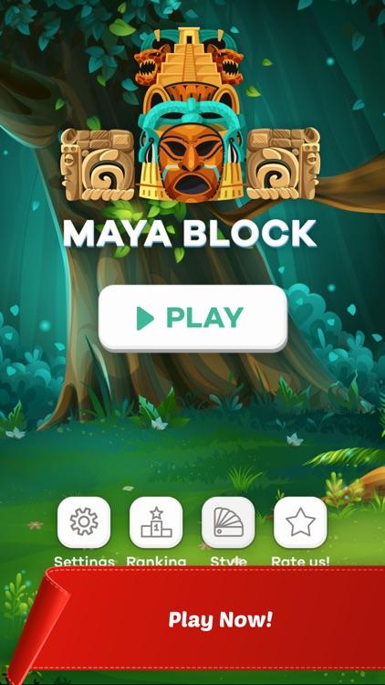 Maya Block Puzzle Game screenshot-4