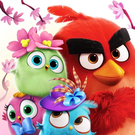 Angry Birds Match application logo