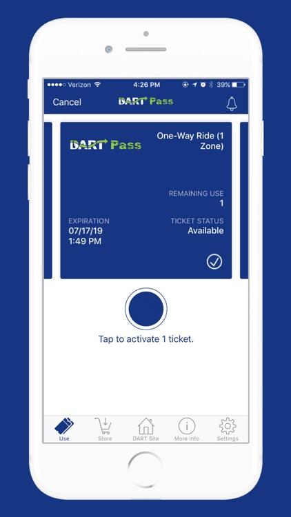 DART Pass screenshot-3