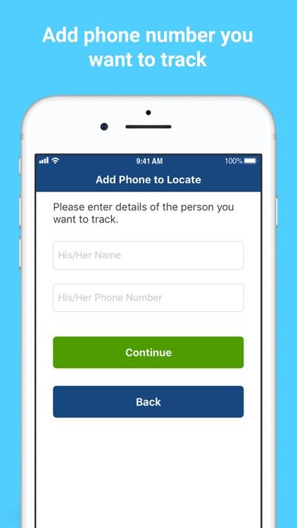 Track a phone - iLocateMobile screenshot-7
