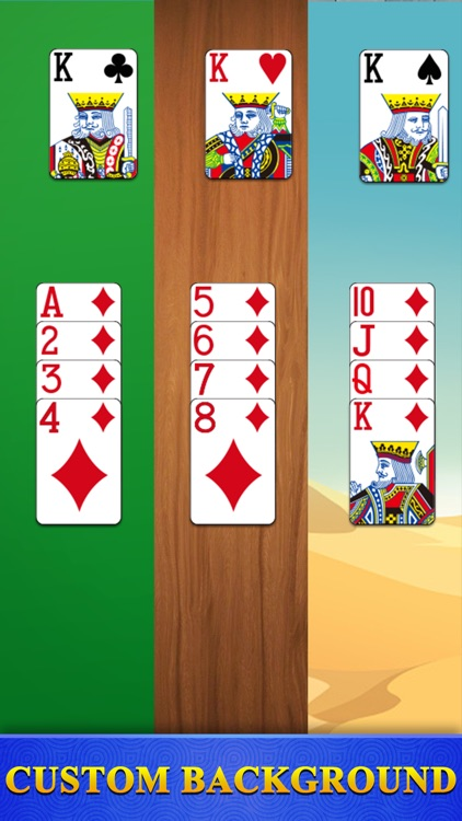 Freecell Solitaire - Card Game screenshot-3