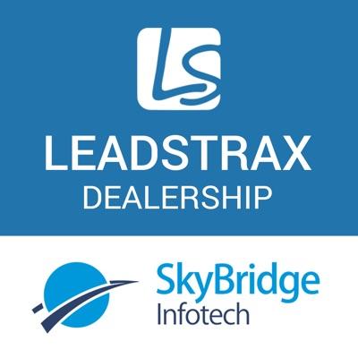Leadstrax ios app